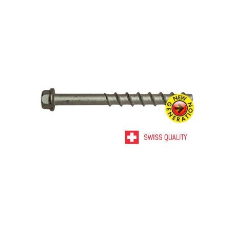 MCSr-S Betonschraube mit Sechskantkopf, rostfrei A4