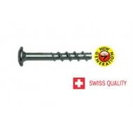 MCSr-SK Betonschraube mit Linsenkopf, rostfrei A4